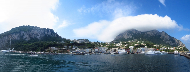 Beautiful Capri