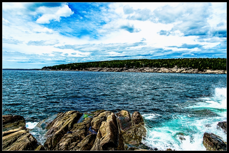 Otter Point – Acadia National Park