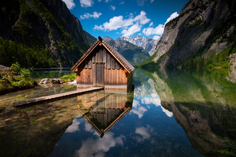 Shack On Obersee