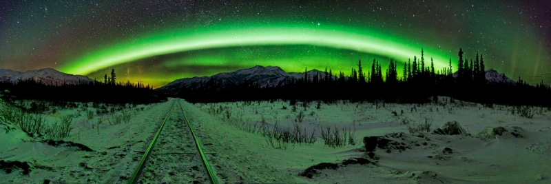 Train To Northern Lights