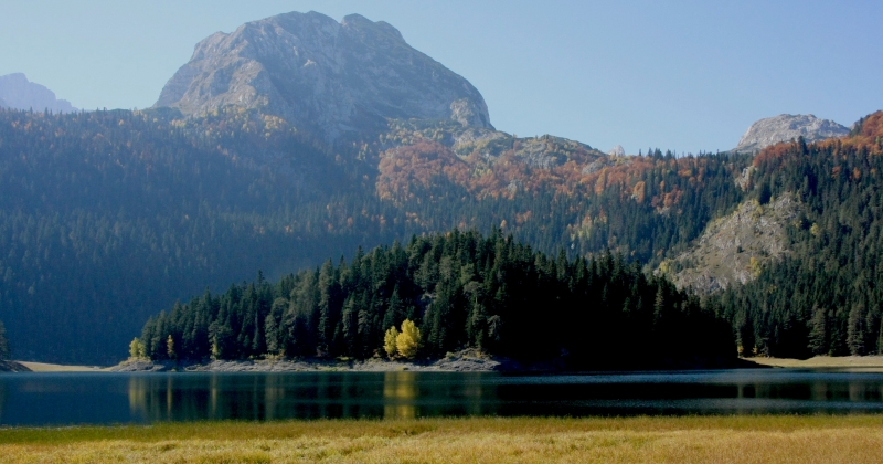 Big Black Lake- Montenegro