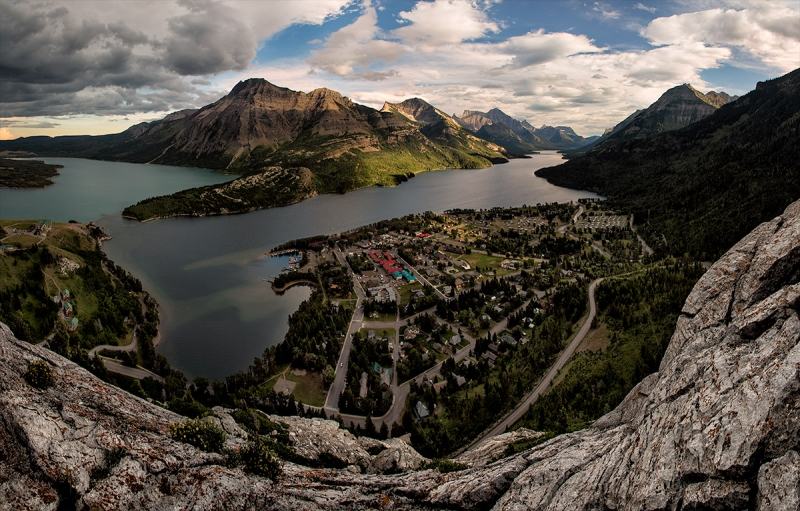Waterton National Park, Alberta, Canada