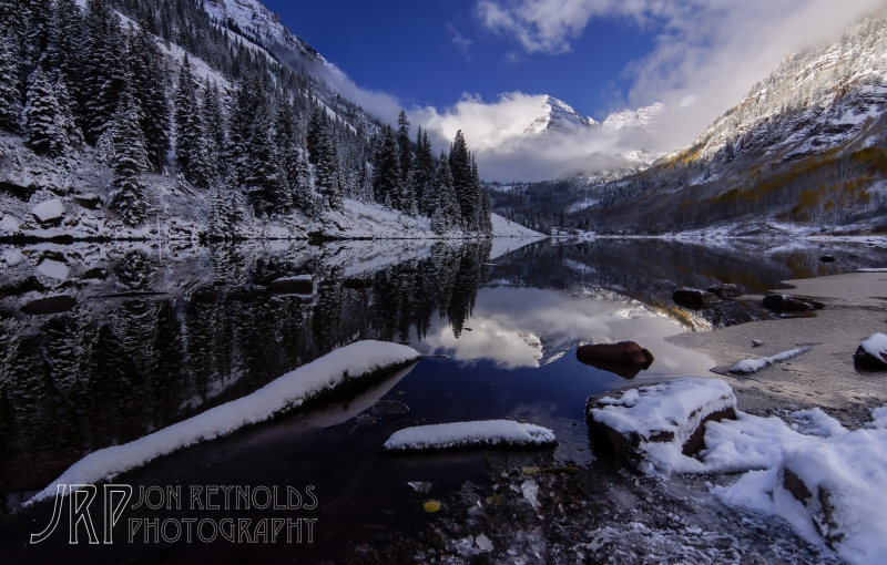 Maroon Bells Blues