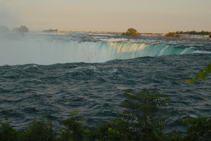 Brink Of Niagara Horseshoe Falls