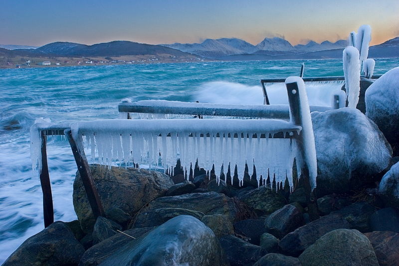 Ice And Cold Waters Norway