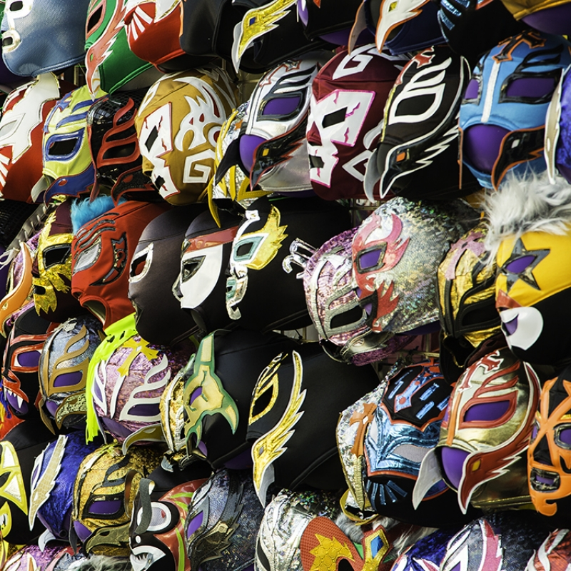 Masks Of The Mission