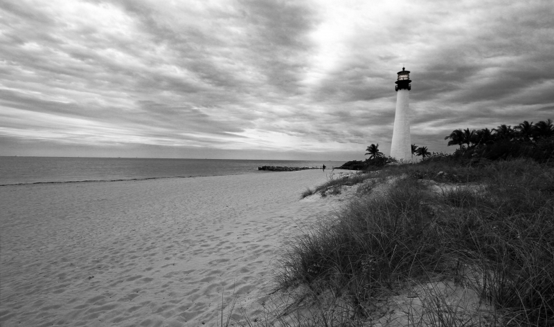 Cape Florida Lighthouse – Key Biscayne