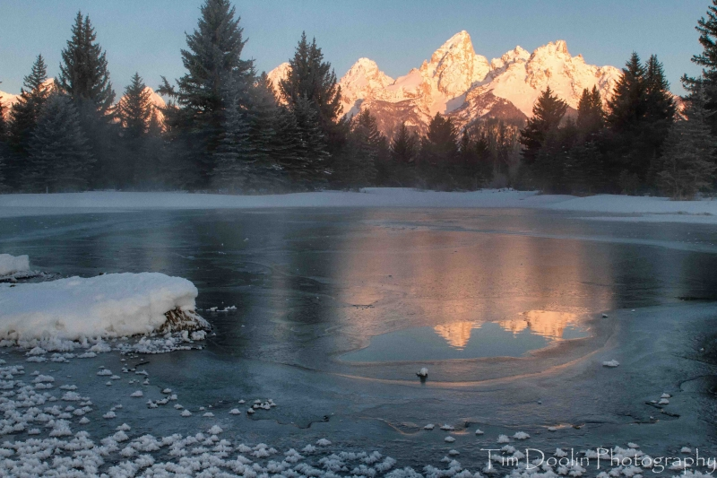 Sping In The Tetons #2