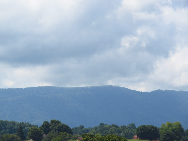 Mountains In East Tennessee
