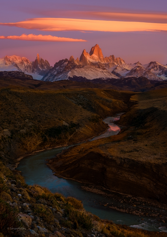 """the Angel Of Patagonia"""