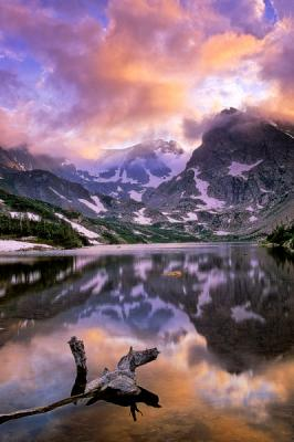 Lake Isabelle, Indian Peaks Wilderness, Colorado