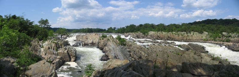 Potomac River Great Falls