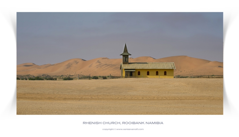 Rhenish Mission Church, Namibia