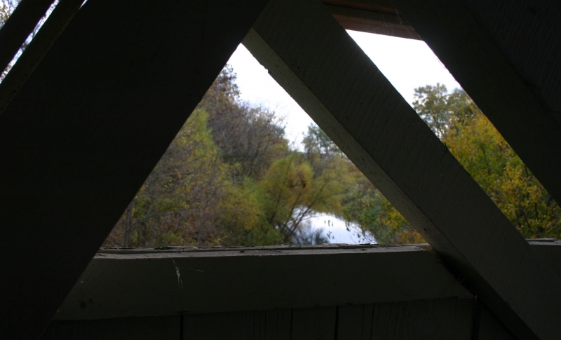 Thru A Covered Bridge