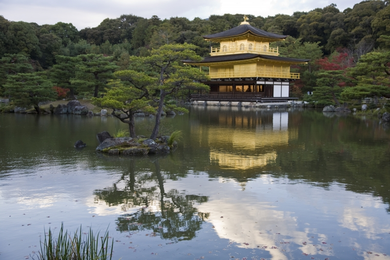 Kinkakuji – The Golden Pavilion, Kyoto