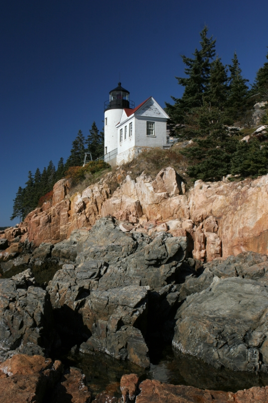 Maine Lighthouse 1