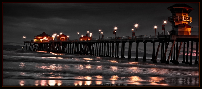 Huntington Beach – The Storm Is Coming