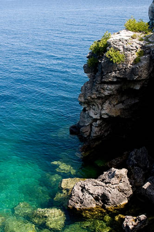 Grotto Bruce Peninsula National Park