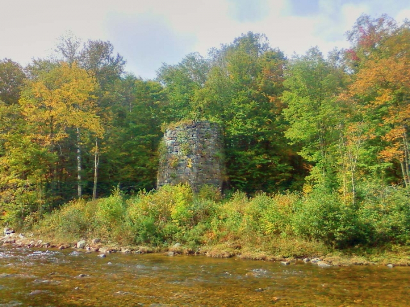 Iron Furnace, Franconia Nh