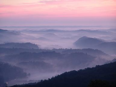 Smoky Mountains – Sunrise