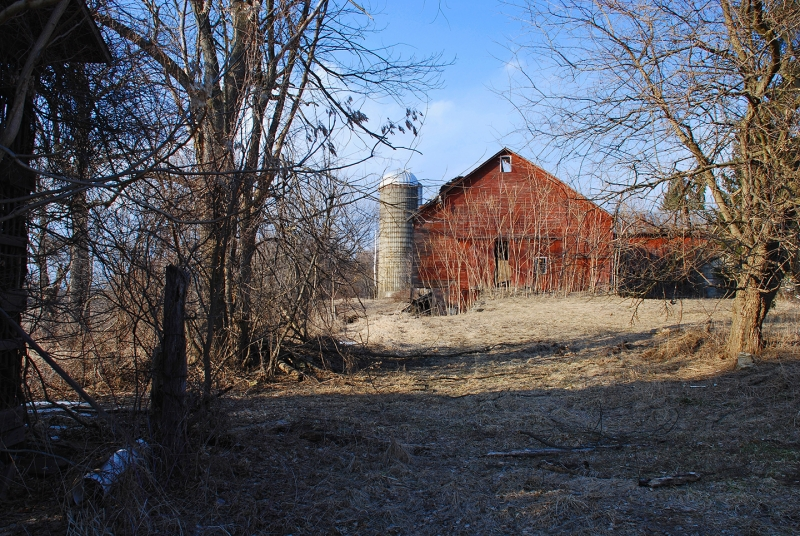 Old Farm On Route 9