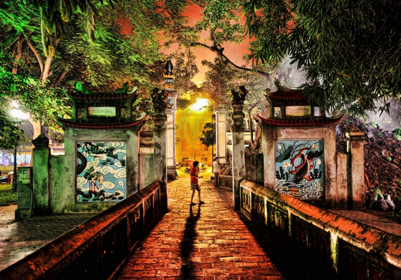 Night In Hanoi