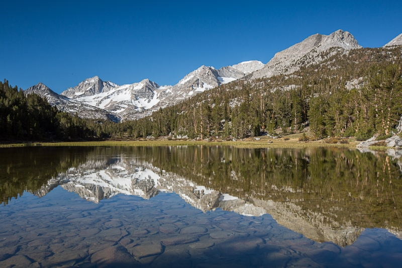 John Muir Wilderness Reflection
