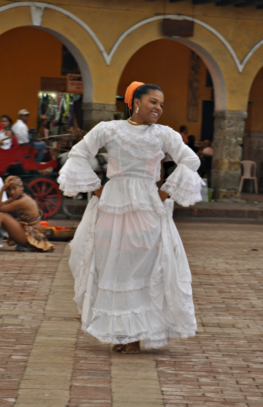 Dancing On The Main Square