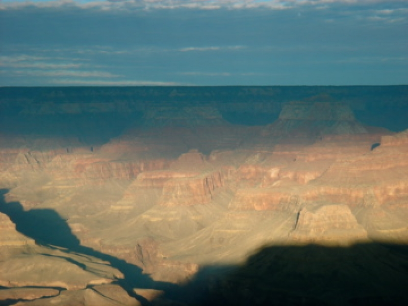 Shadows Of The Canyon