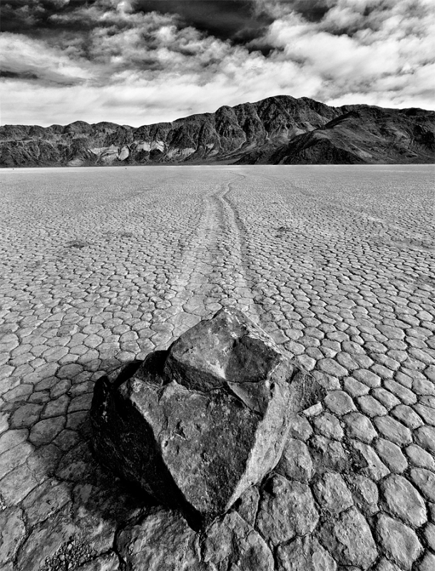 Pole Position, Racetrack Playa
