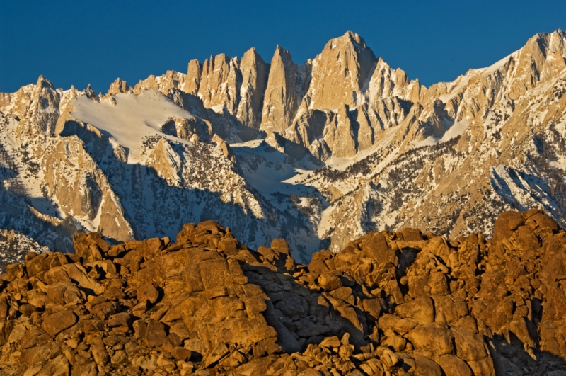 Sunrise Mt. Whitney