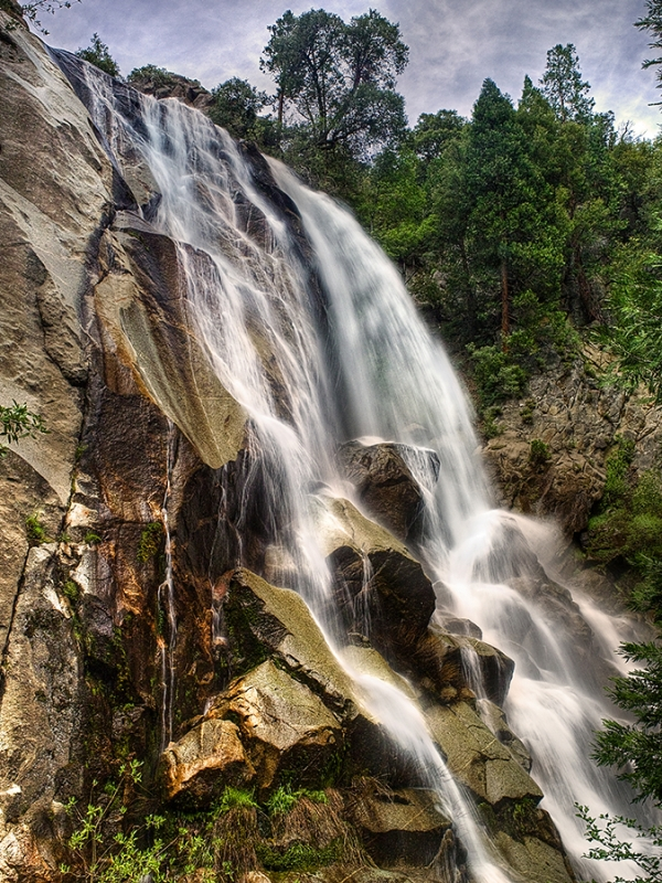 Grizzly Falls, Kings Canyon National Park