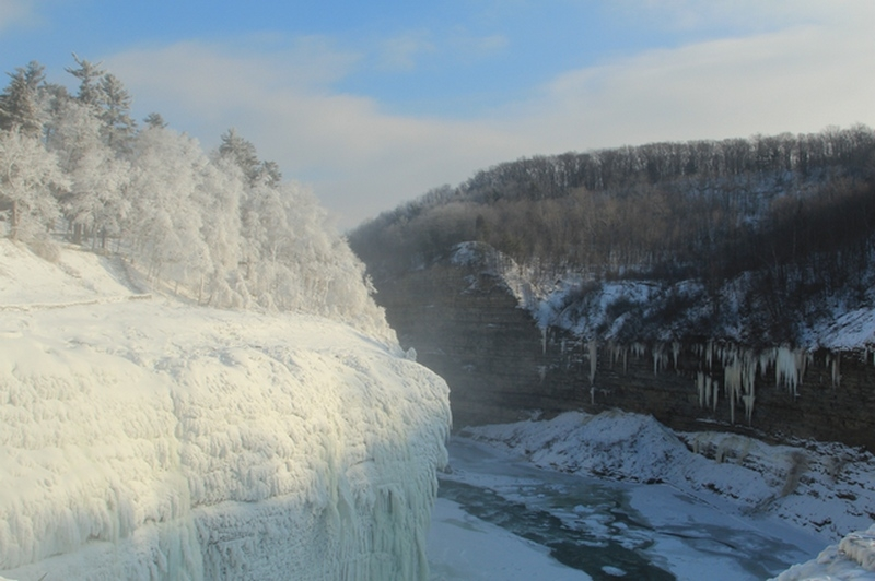A Letchworth Winter