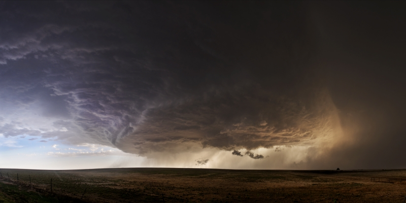 Booker, Texas Supercell