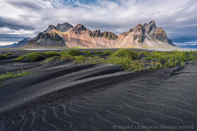 Vestrahorn Sand Serpents