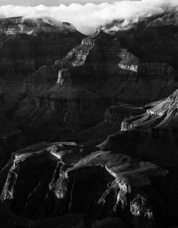 Canyon Shadows.