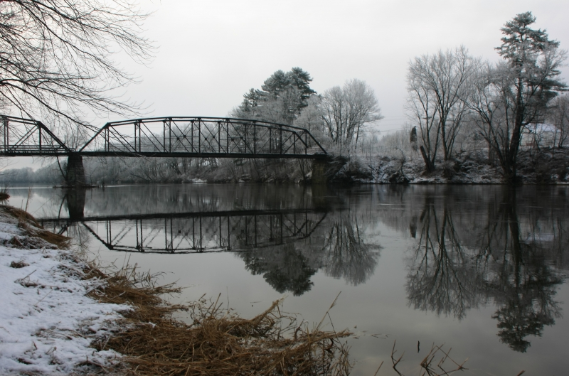 Bridge Over Snowy Water