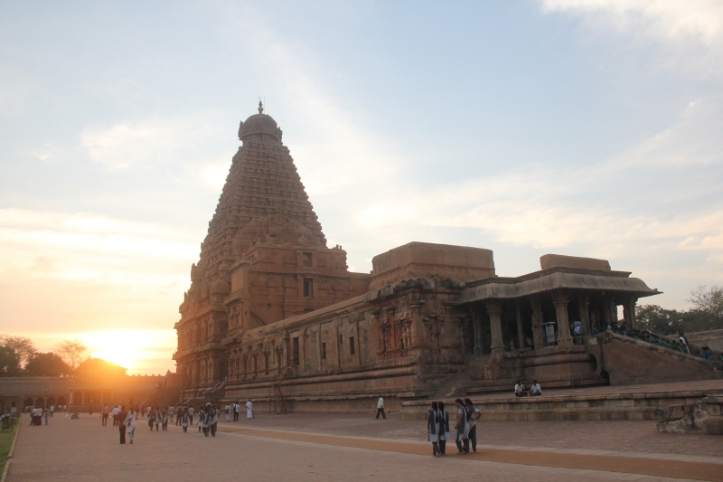 Big Temple, Thanjavur, Tamil Nadu, India