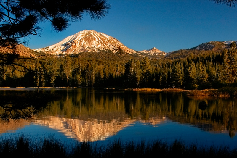 Lake Manzanita, Lassen Volcanic National Park