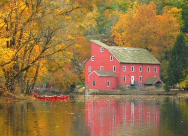 November At The Red Mill