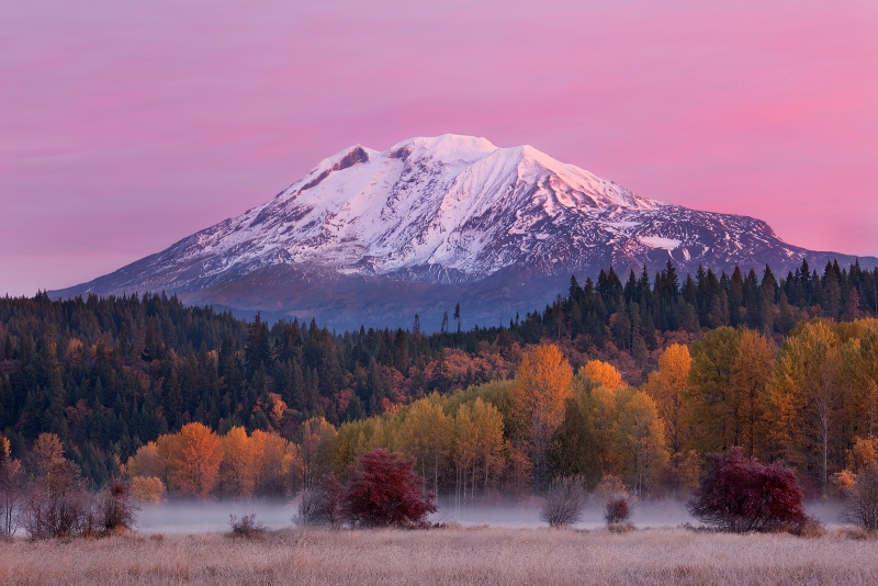 Mount Adams – Autumn