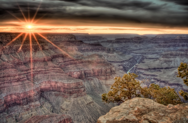 Eye Of The Canyon