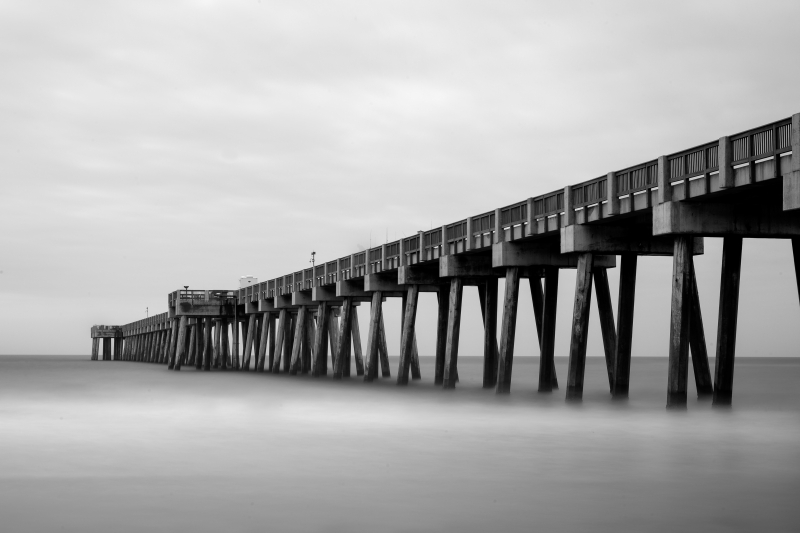 Ghost On The Pier