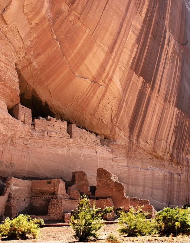White House Ruins, Canyon De Chelley, Az