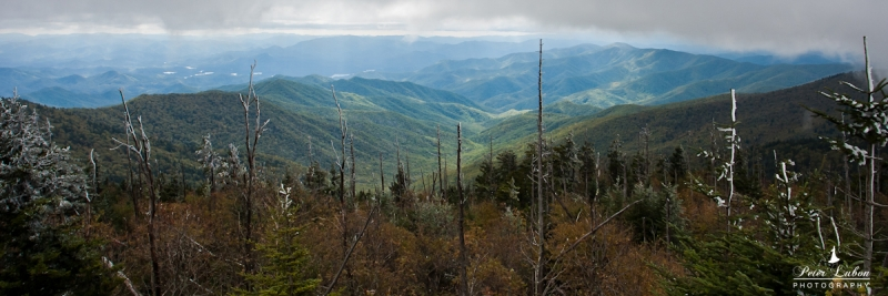 Clouds Over Smokies