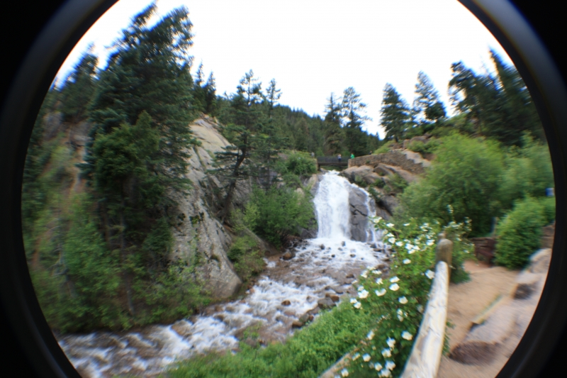 A Fisheye View