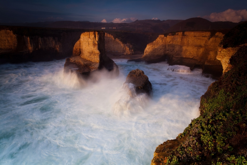 Shark Fin Cove-davenport