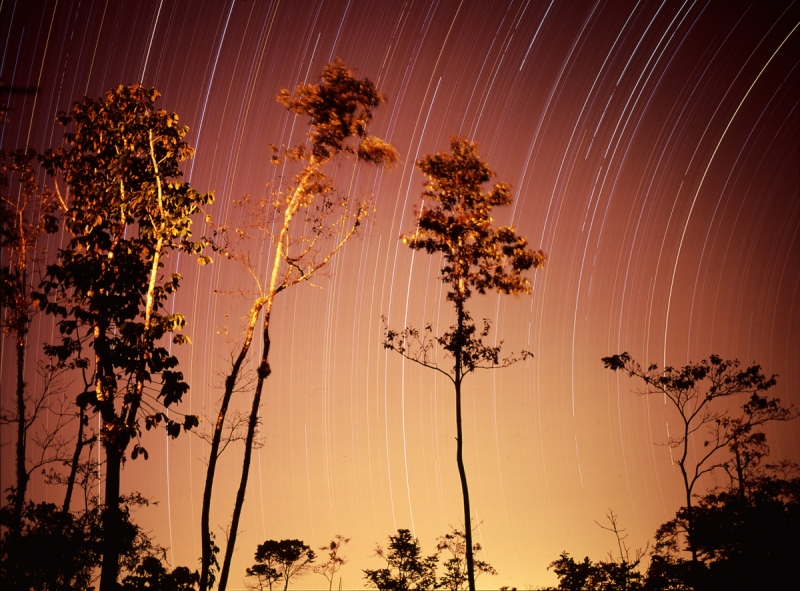 Star Trails Costa Rica