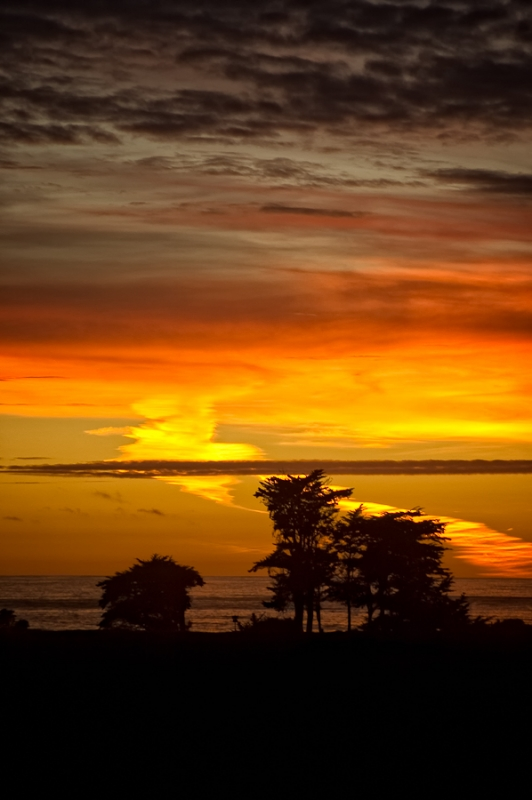 Monterey Bay Sunset