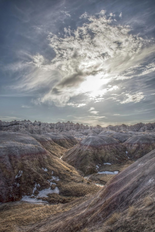 An Afternoon In The Badlands